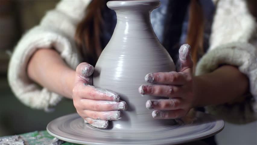 sculpt pottery